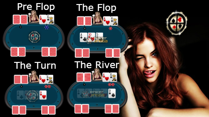 Arti Dari Pre Flop The Flop The Turn The River IDN Poker Online